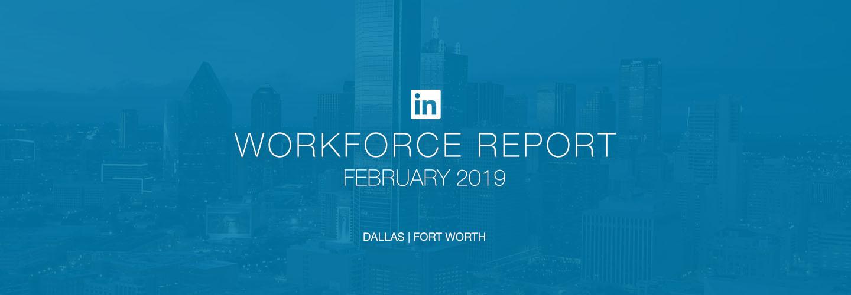 LinkedIn Workforce Report | Atlanta | March 2020 |Workforce Atlanta Metropolitan Area