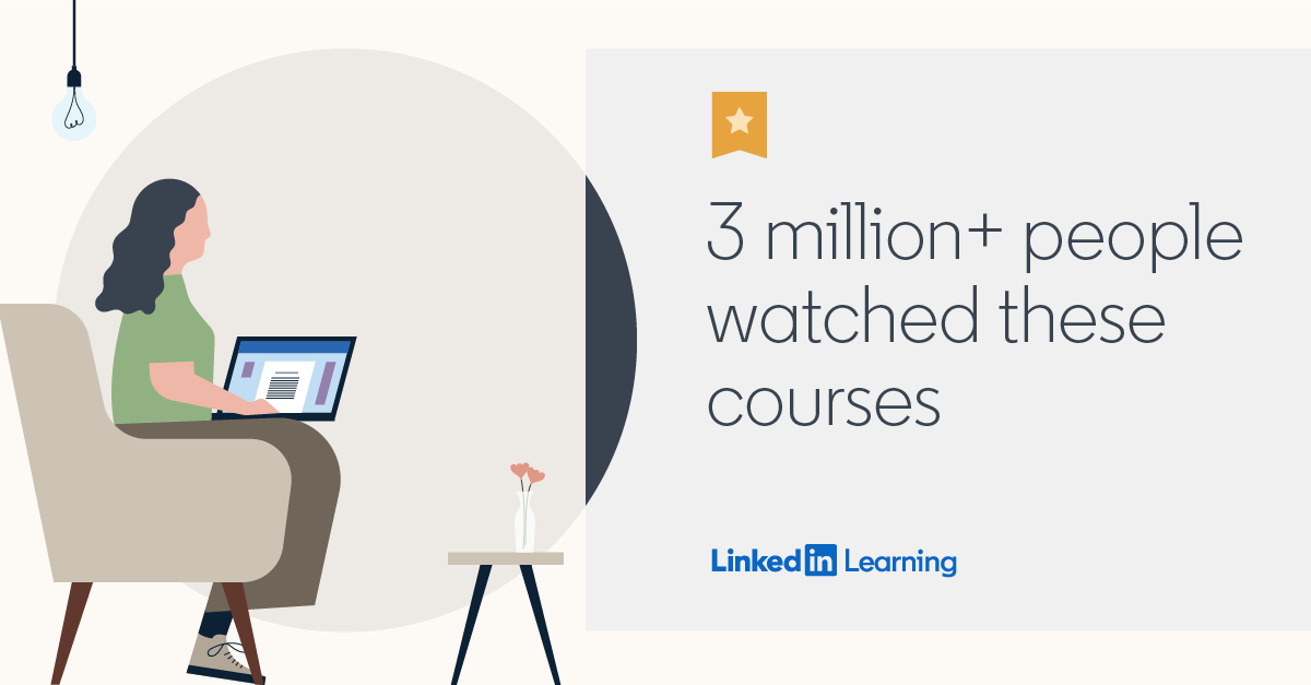 The 20 Most Popular Linkedin Learning Courses Of The Year