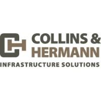COLLINS HERMANN logo