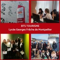 Bts Tourisme Lycee Georges Freche Linkedin