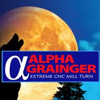 Alpha Grainger logo