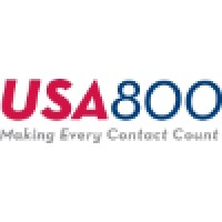 USA800 logo