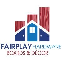 Fairplay Hardware Boards & Decor   LinkedIn