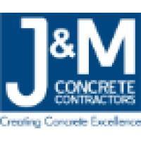 J&M Concrete Contractors logo