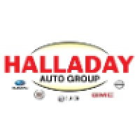 Halladay Auto Group logo