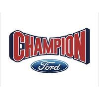 CHAMPION FORD IN OWENSBORO logo