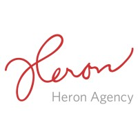 Image result for heron agency logo