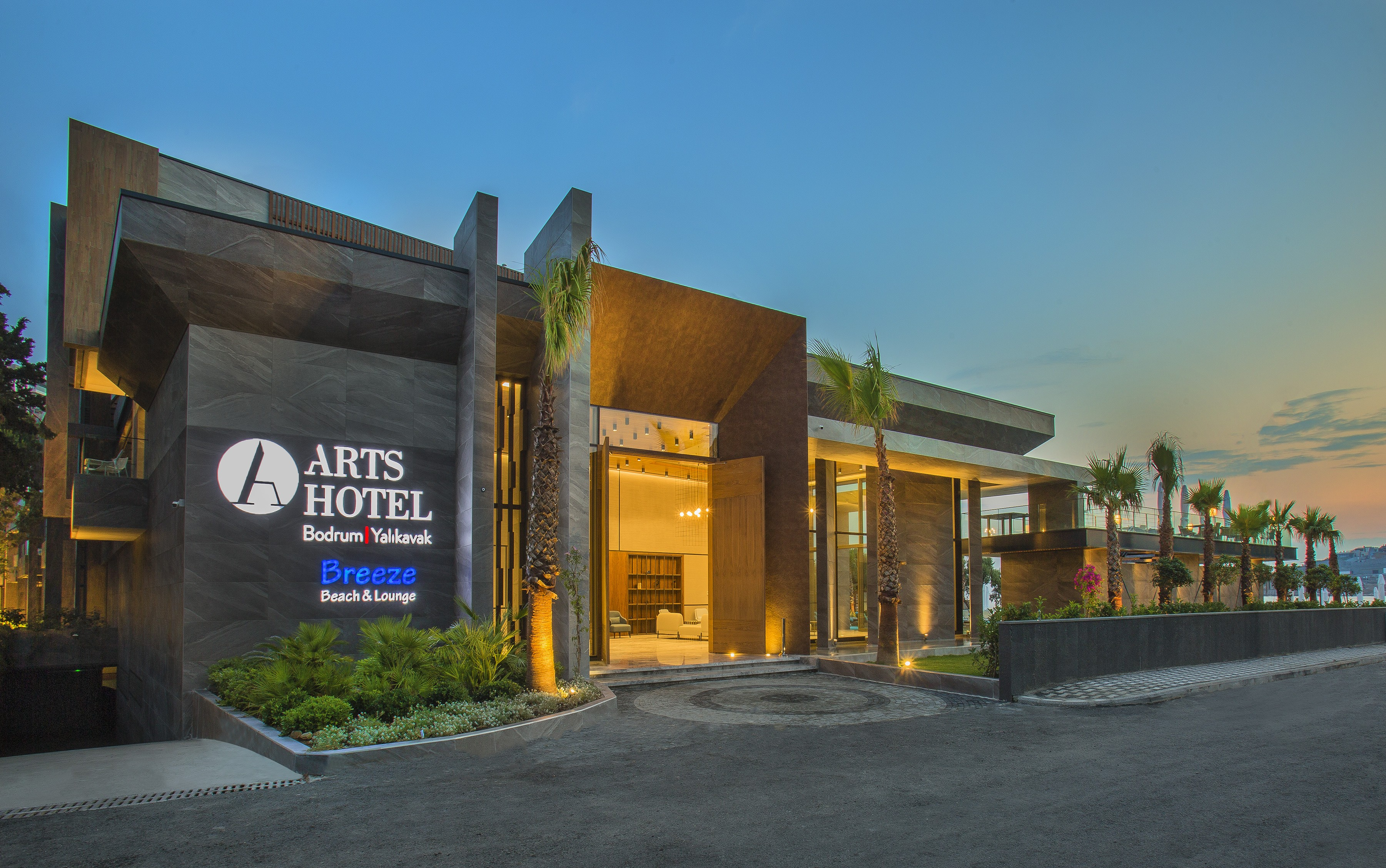 art hotel bodrum