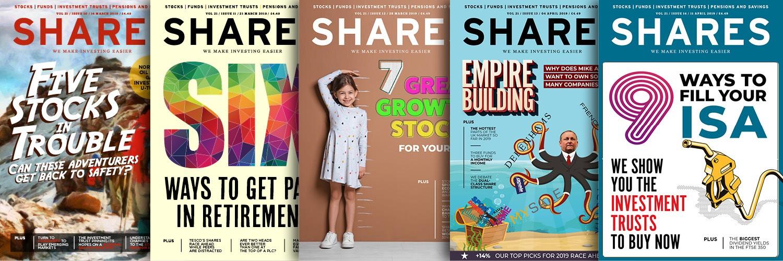 Shares Magazine | LinkedIn