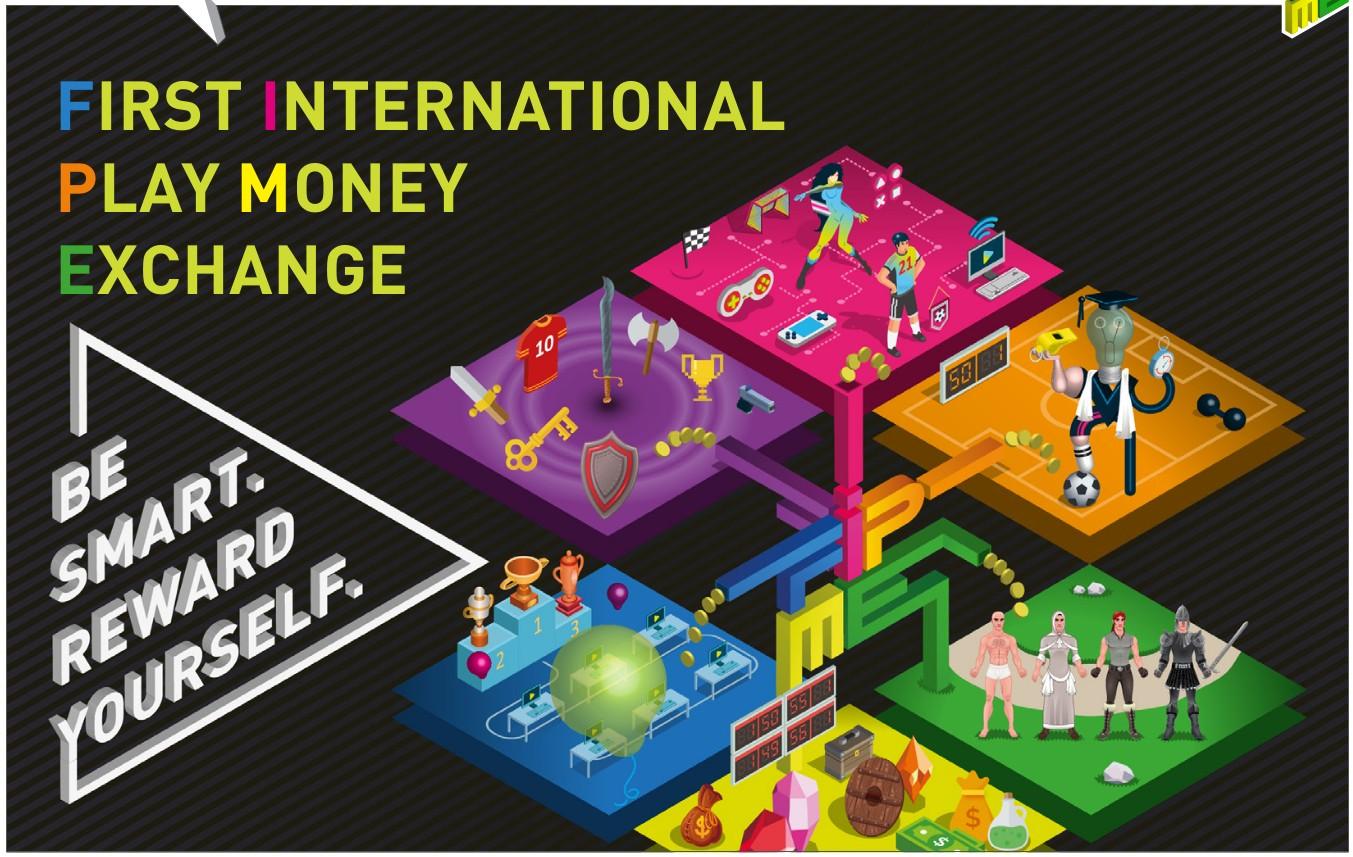 First International Play Money Exchange