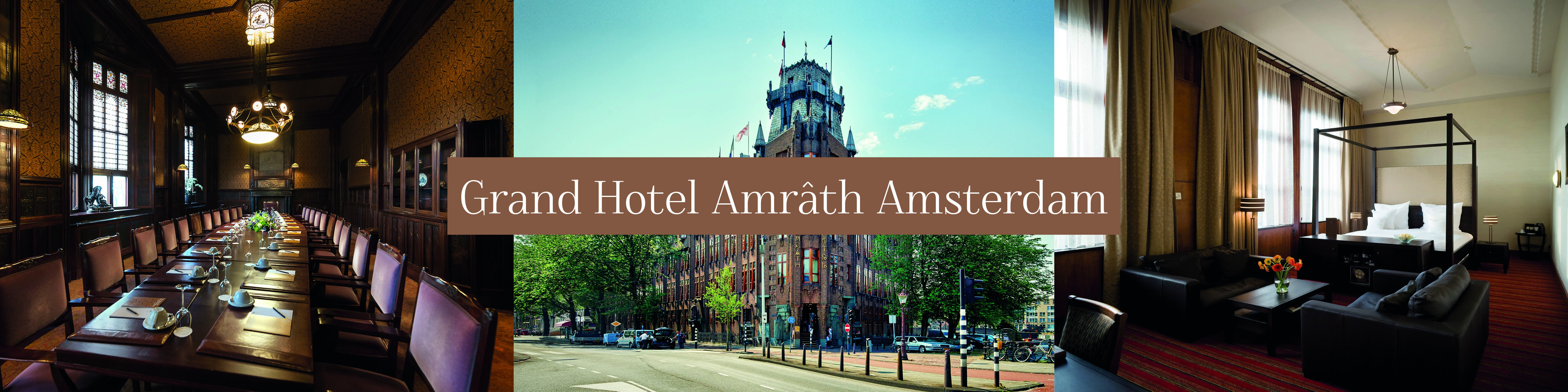 Grand Hotel Amrath Amsterdam Linkedin