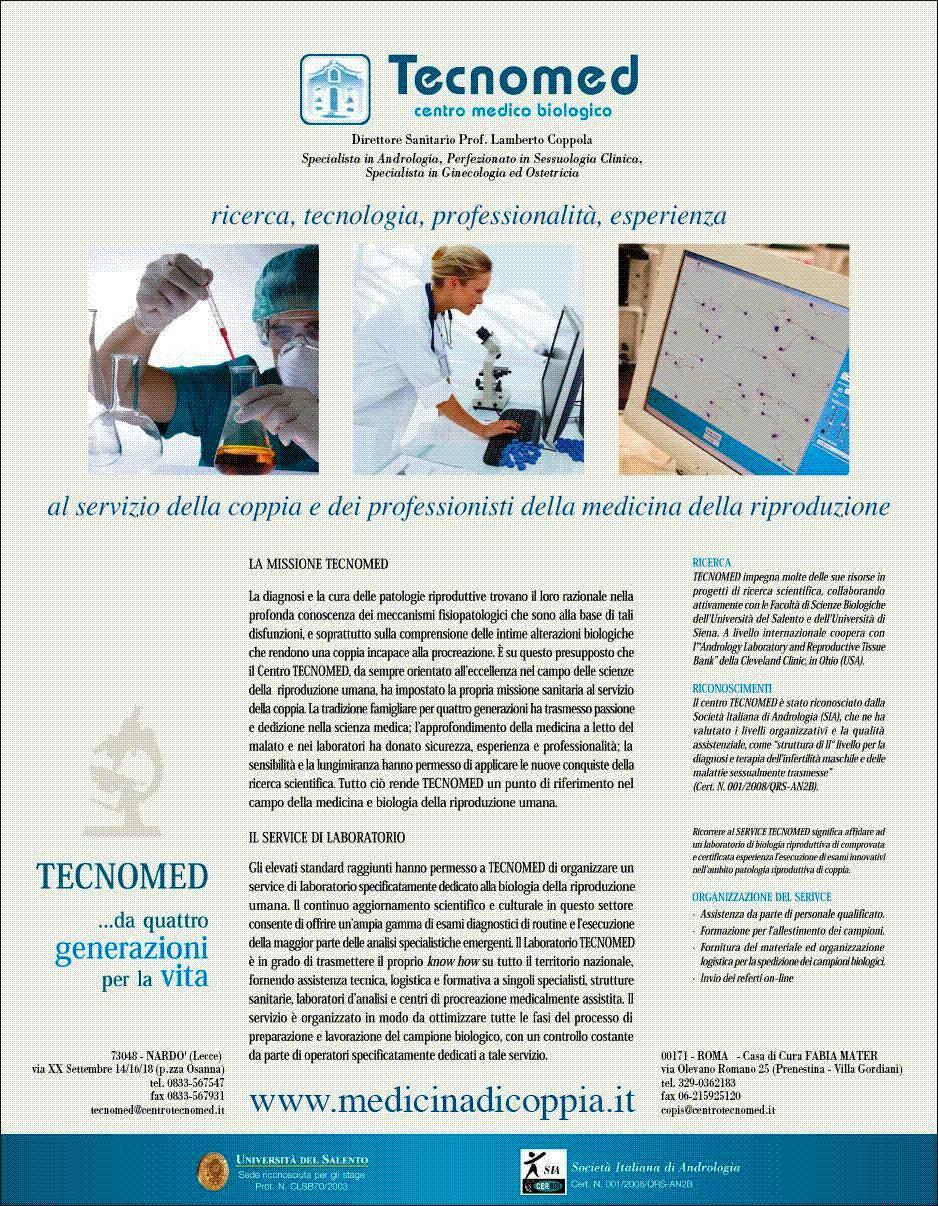 Casa Coppola Roma Rm tecnomed centro medico biologico srl | linkedin