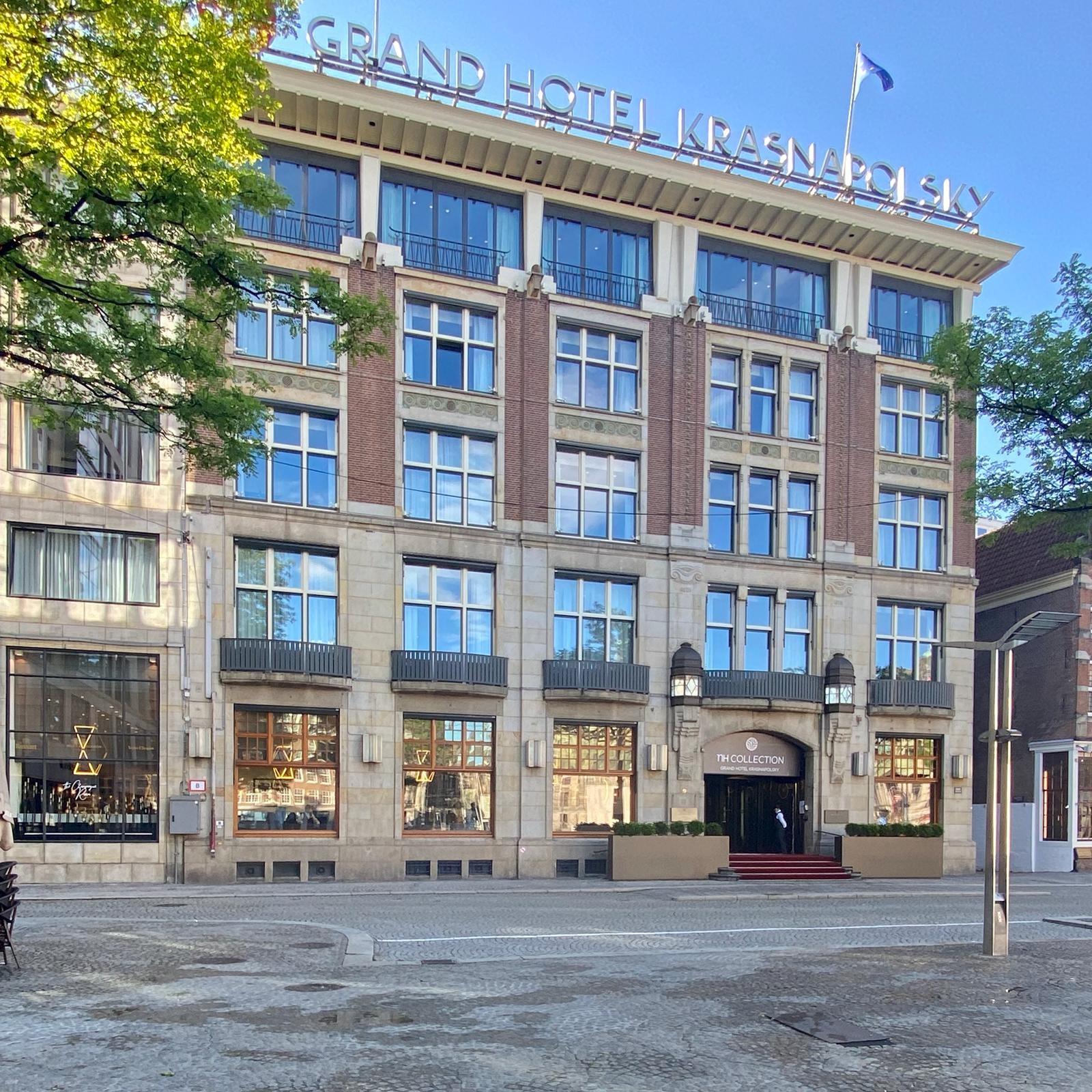 Nh Collection Grand Hotel Krasnapolsky Linkedin