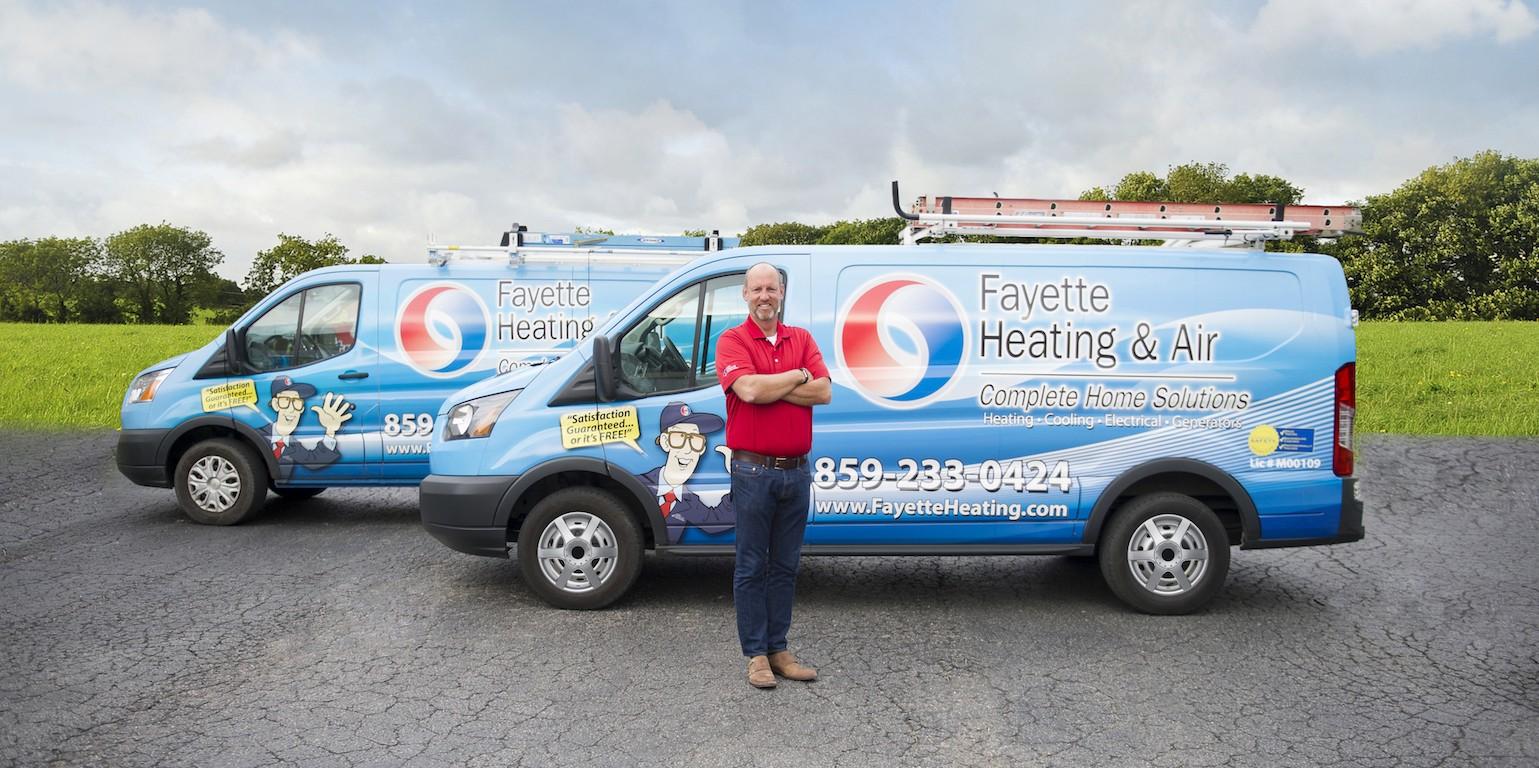 Fayette Heating Amp Air Linkedin