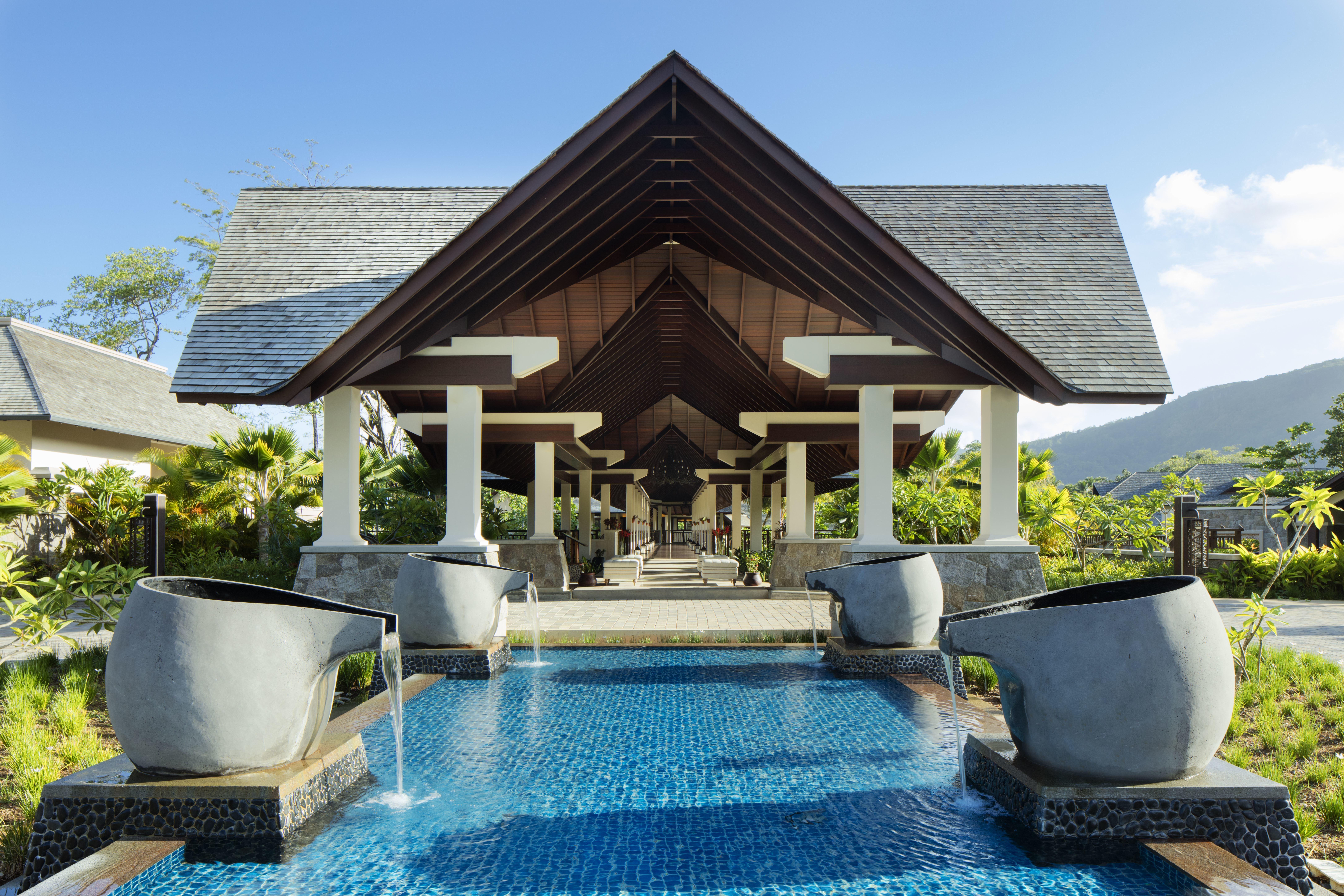 H Resort Beau Vallon Beach Seychelles
