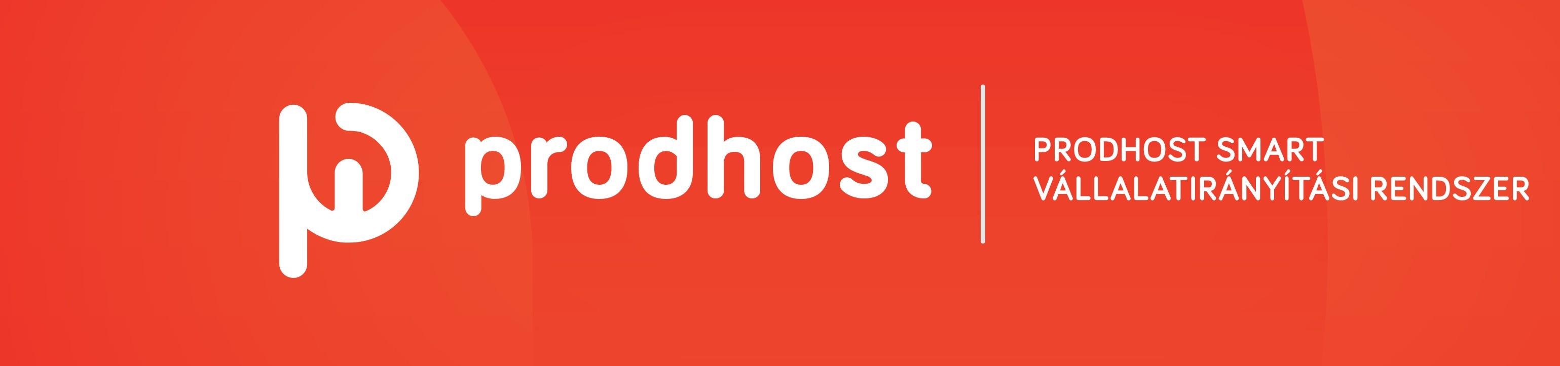 Ki az a prodHost aki a támogatónk?