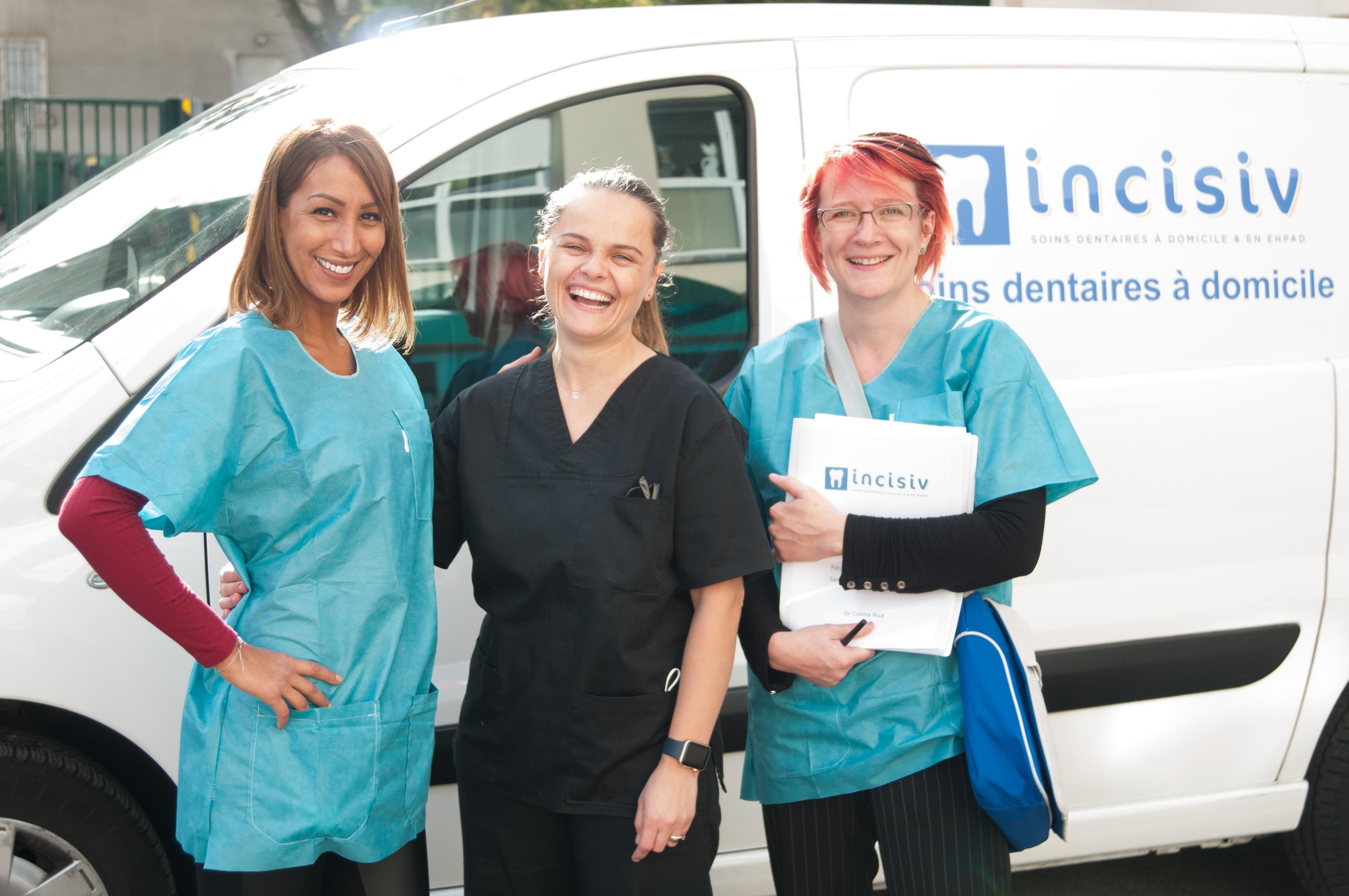 INCISIV soins dentaires à domicile & en EHPAD  LinkedIn