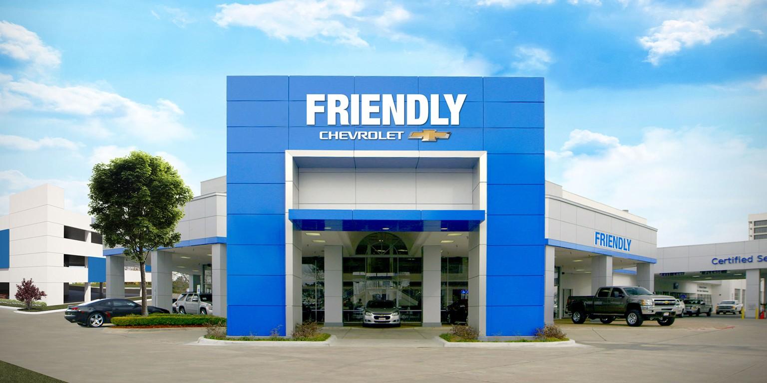 Friendly Chevrolet Linkedin