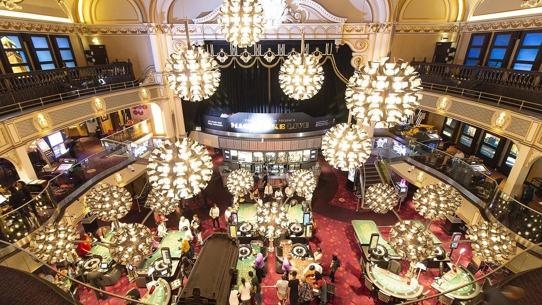 london casino