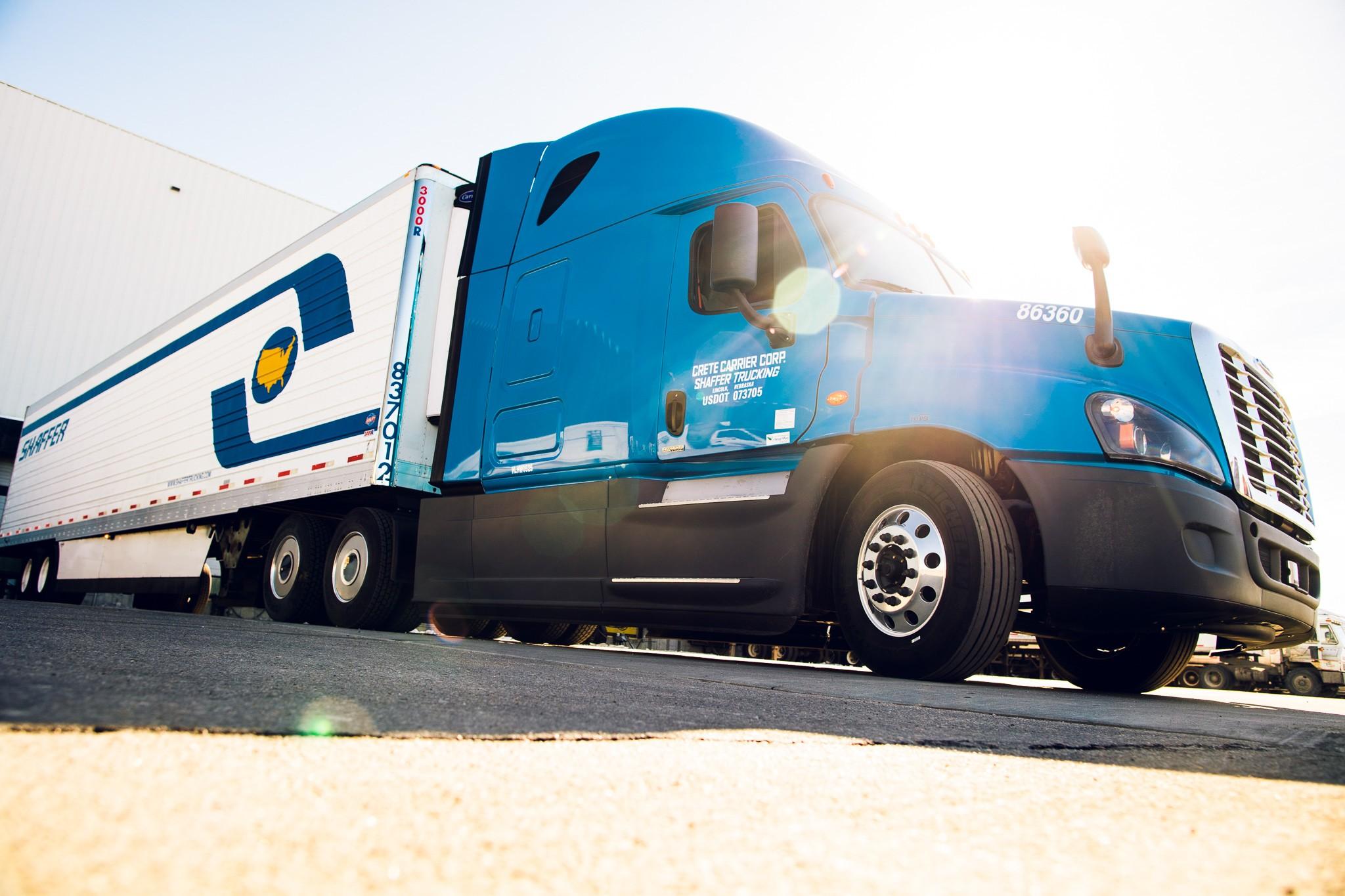 Shaffer Trucking Linkedin