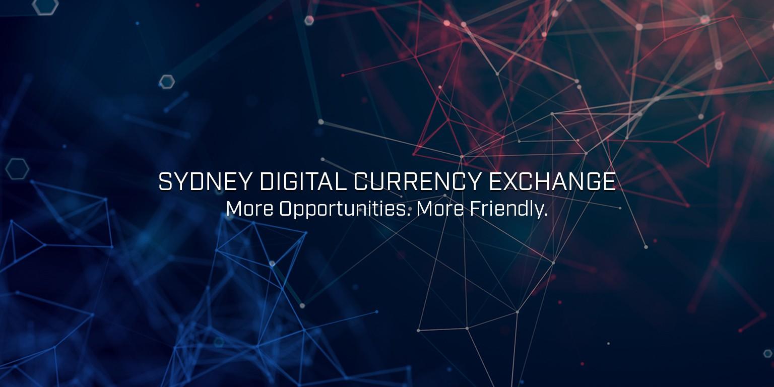 Sdce Sydney Digital Currency Exchange