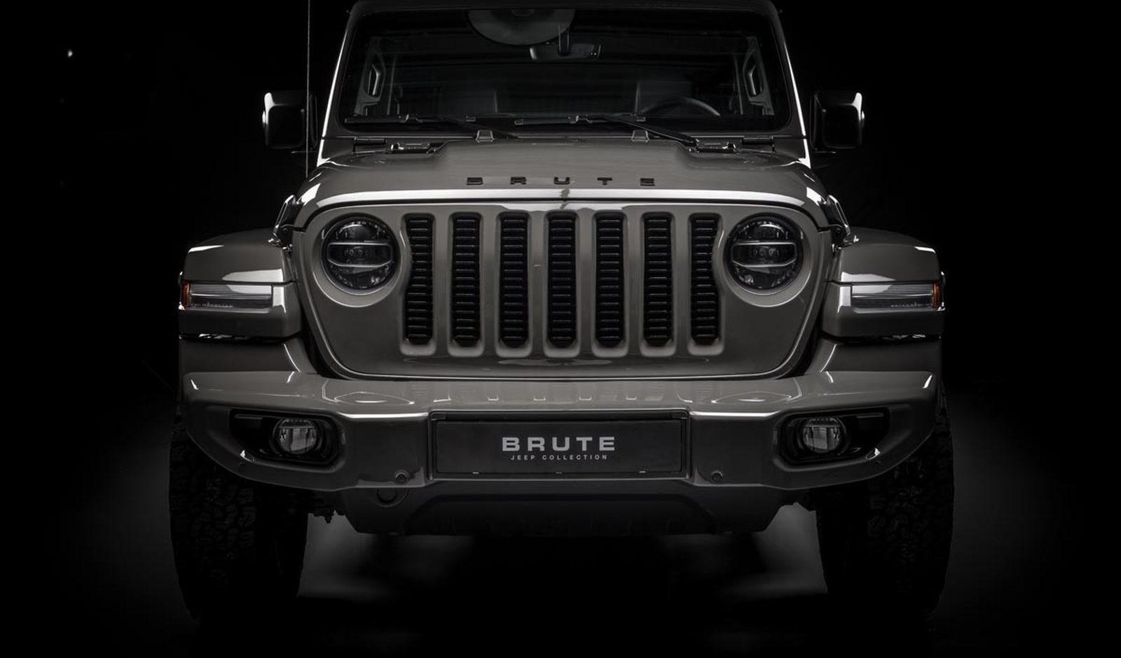 Brute Jeeps Linkedin