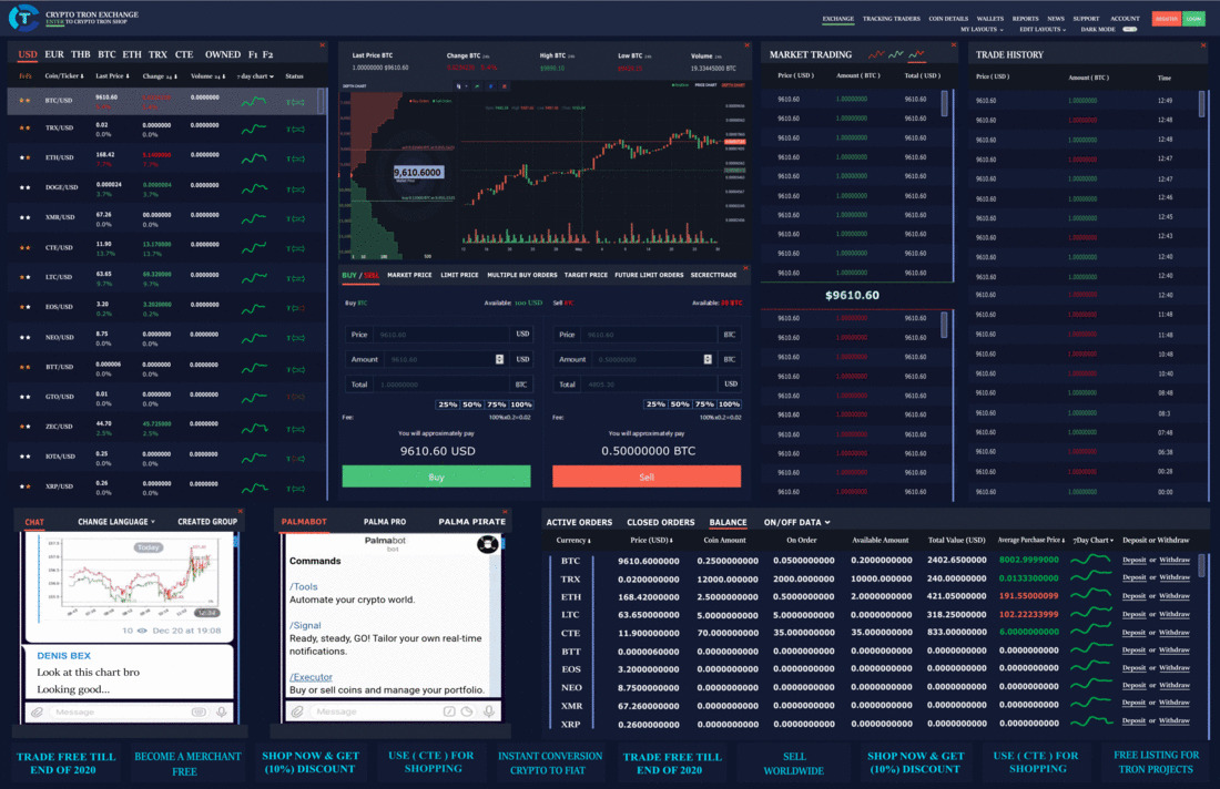 how do i buy cryptocurrency tron