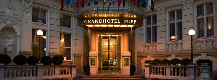 Grandhotel Pupp Karlovy Vary A S Linkedin