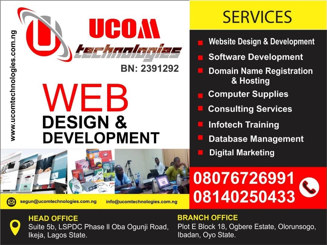 Ucom Technologies Linkedin