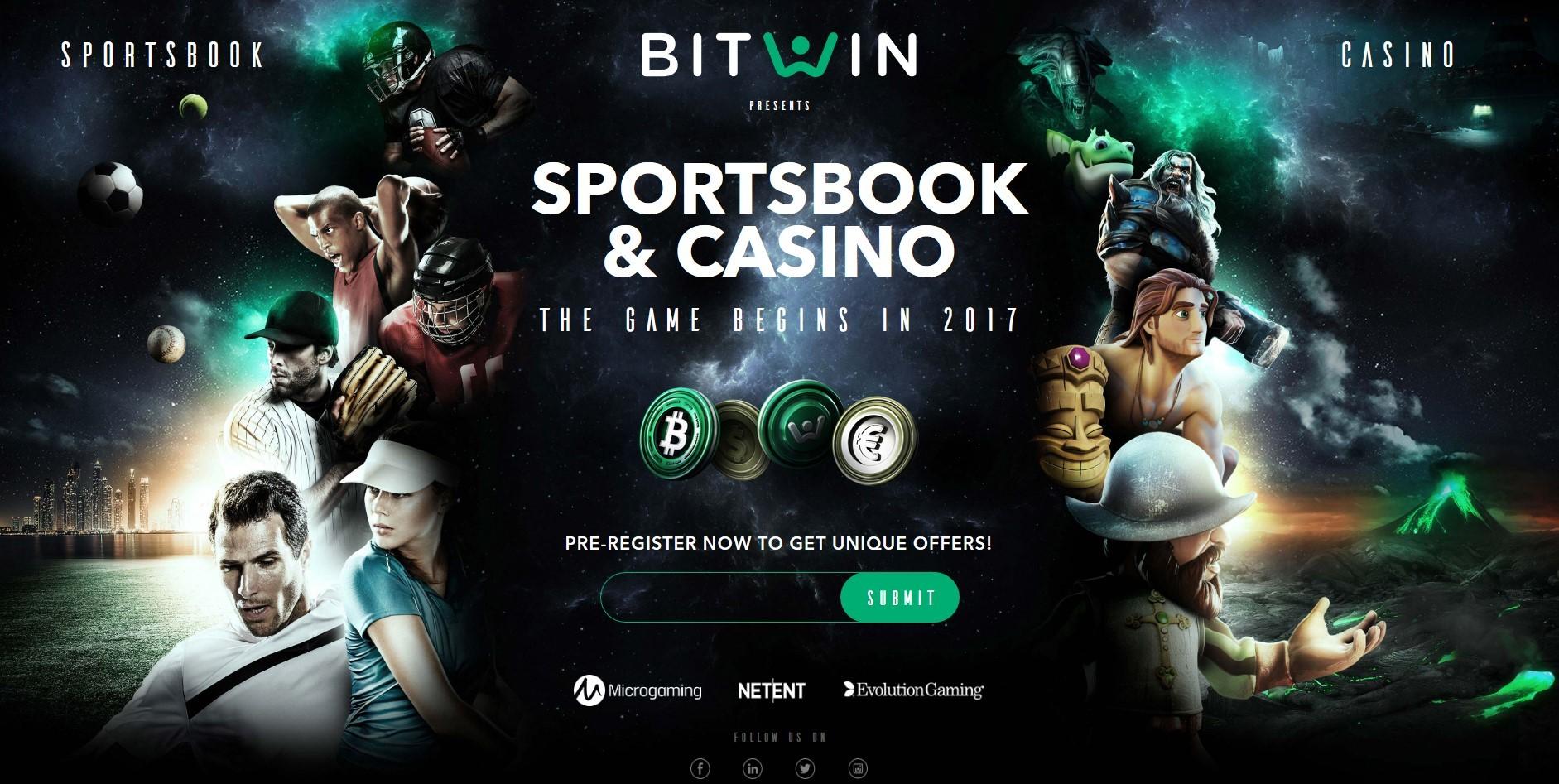Bitwin.com - Online Sportsbook and Casino | LinkedIn