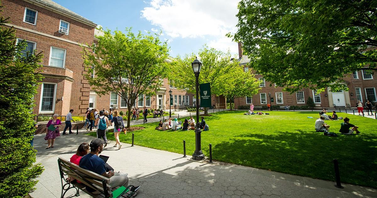 Colleges In Manhattan >> Manhattan College Linkedin