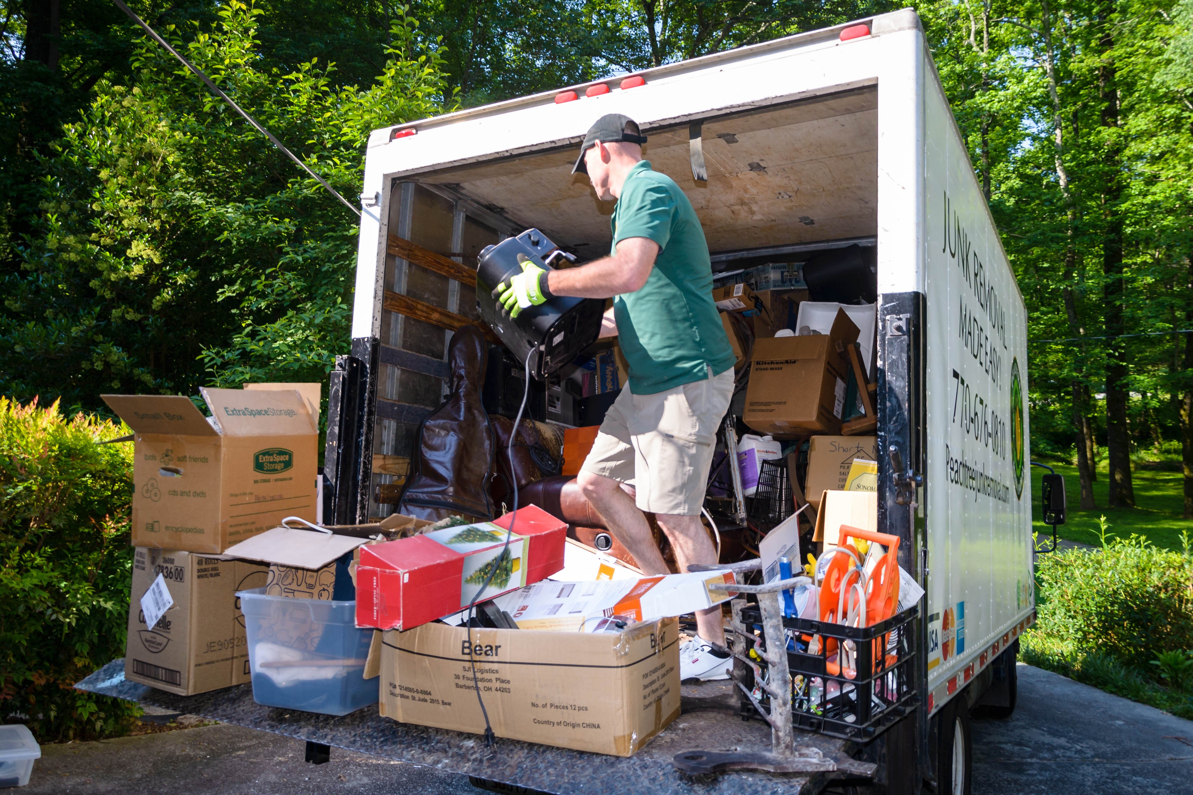 Peachtree Junk Removal | LinkedIn