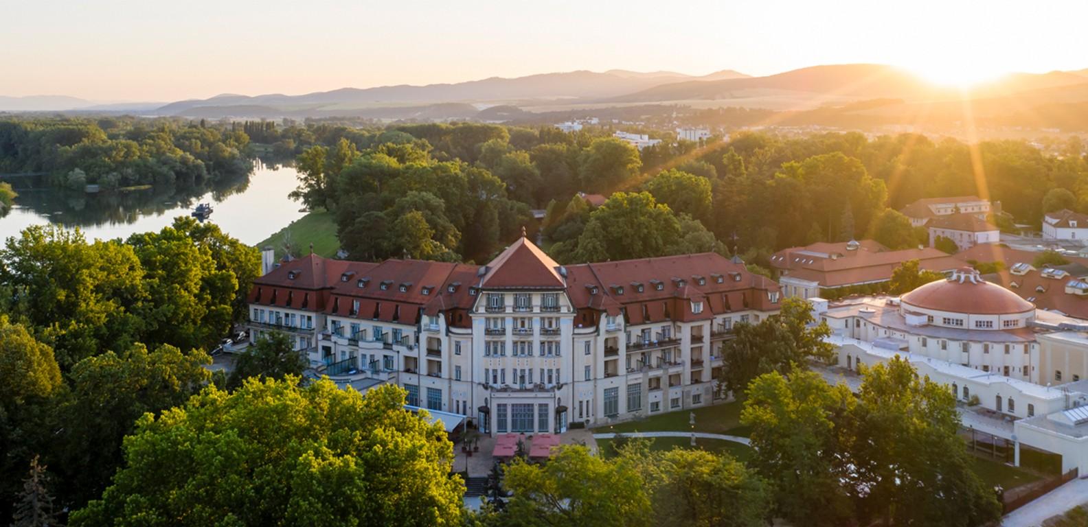 Piešťany & Smrdáky Ensana Spa Hotels | LinkedIn