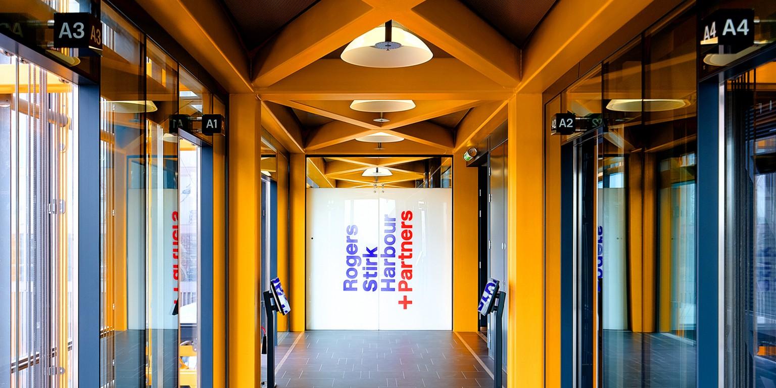 Rogers Stirk Harbour + Partners   LinkedIn