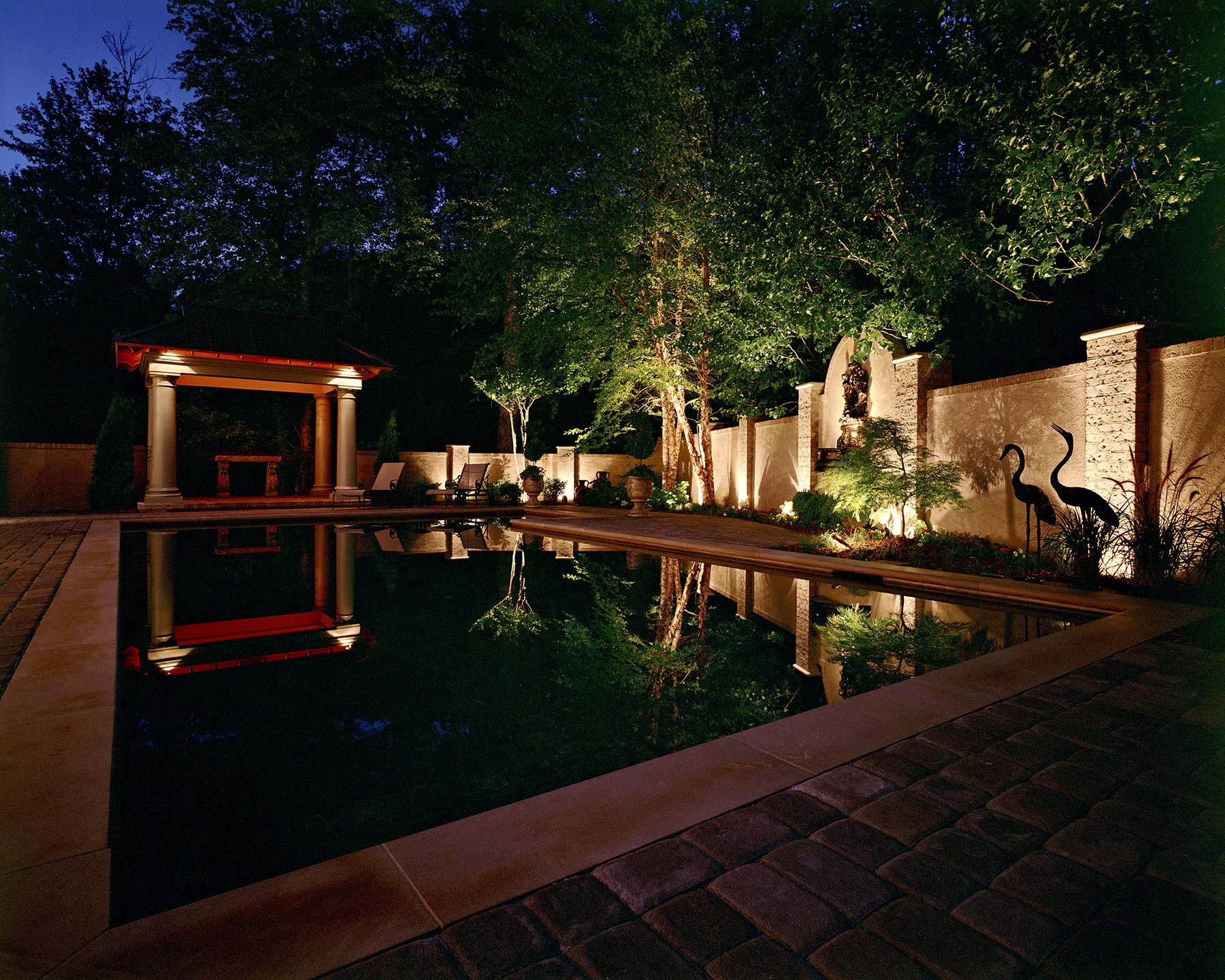 Outdoor Lighting Perspectives Of
