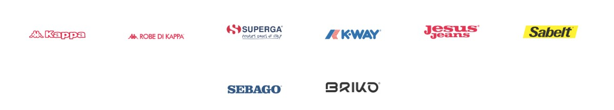 Lago taupo Peticionario Mansión  Robe di Kappa (BasicNet Group's brand) | LinkedIn