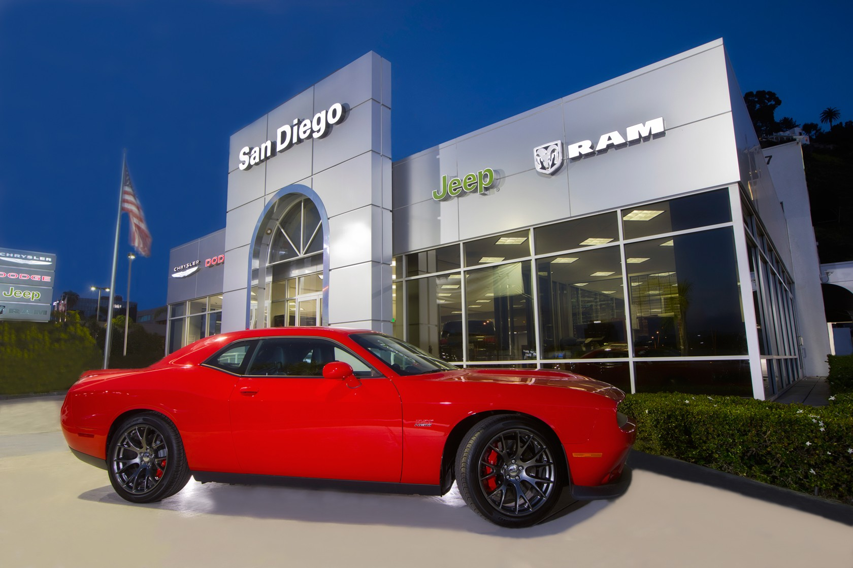 dodge dealership san diego San Diego Chrysler Dodge Jeep Ram  LinkedIn