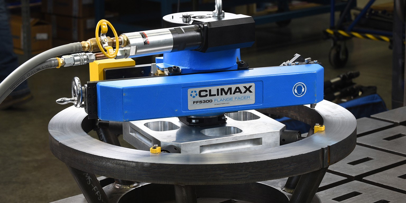 Climax Portable Machining & Welding Systems logo