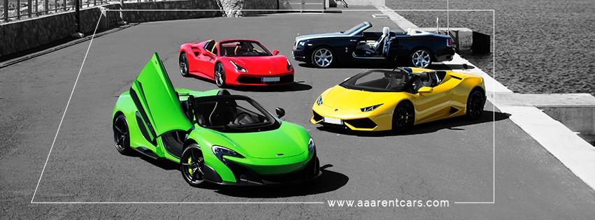 Aaa Luxury Sport Cars Rental Linkedin