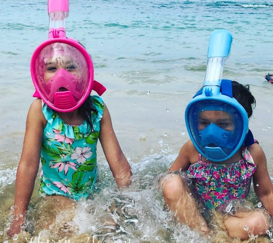 Full Face Snorkel Mask | LinkedIn