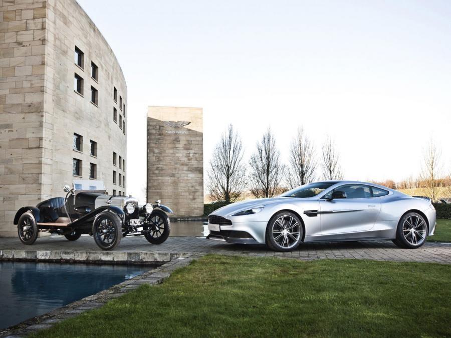 Aston Martin Heritage Trust Linkedin