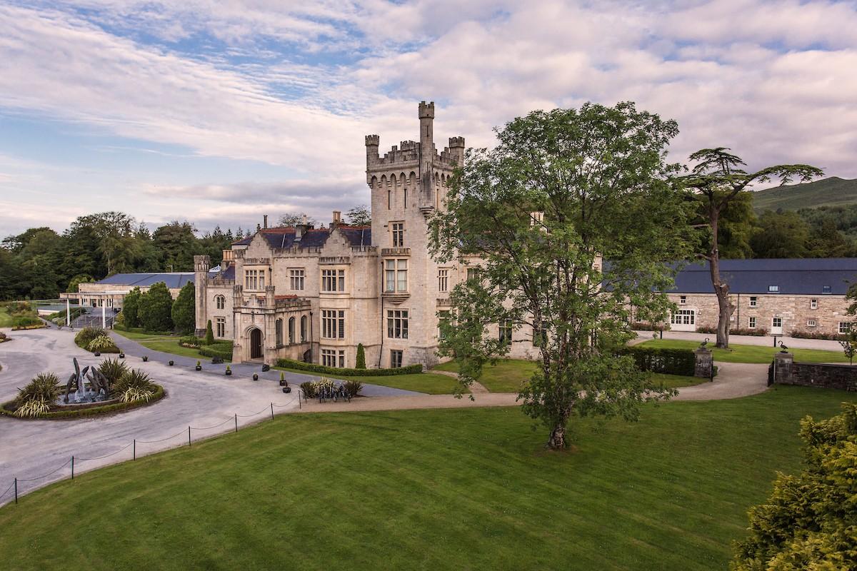 Castillo de Solis Lough Eske