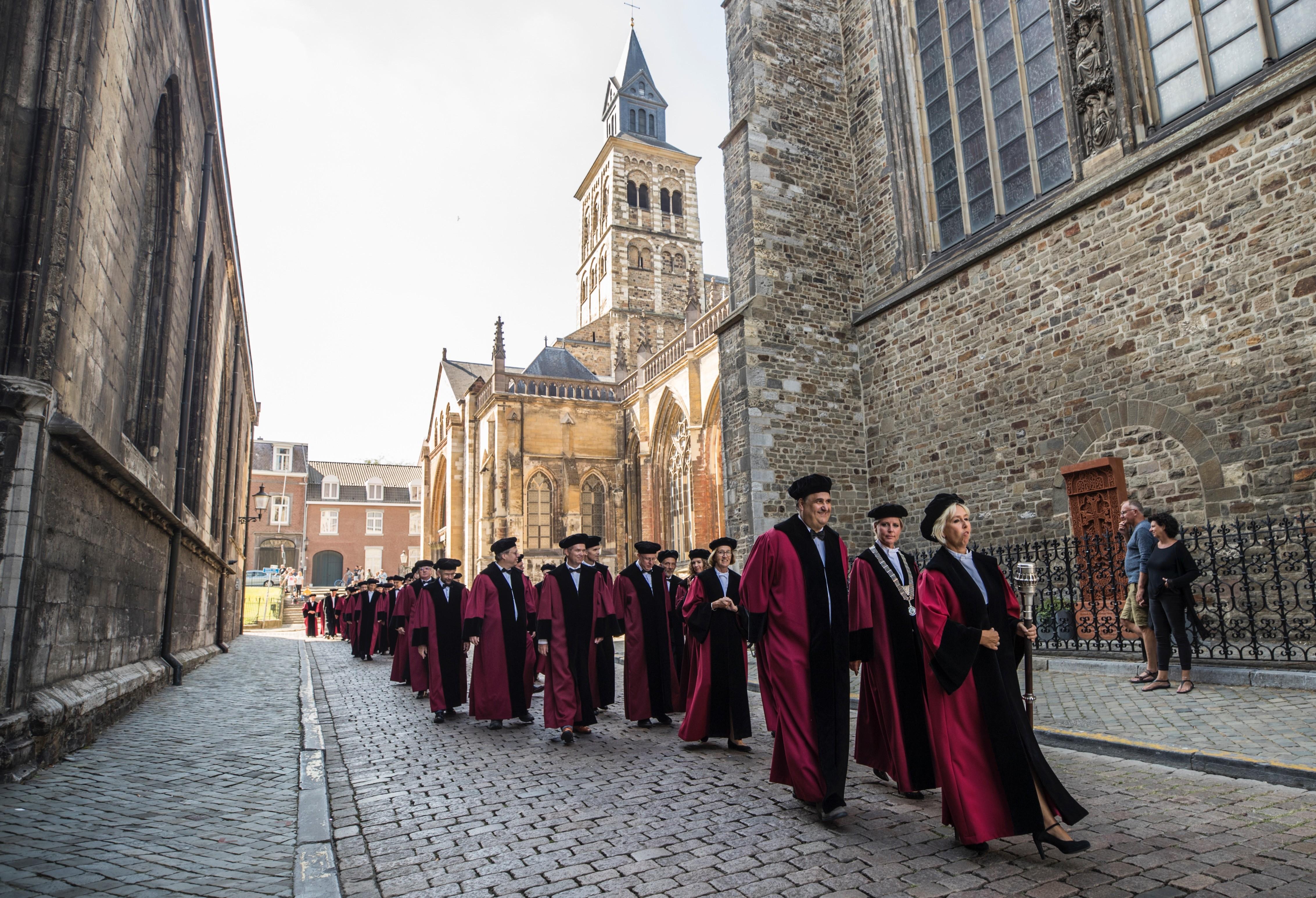 Beasiswa S2 di Maastricht University