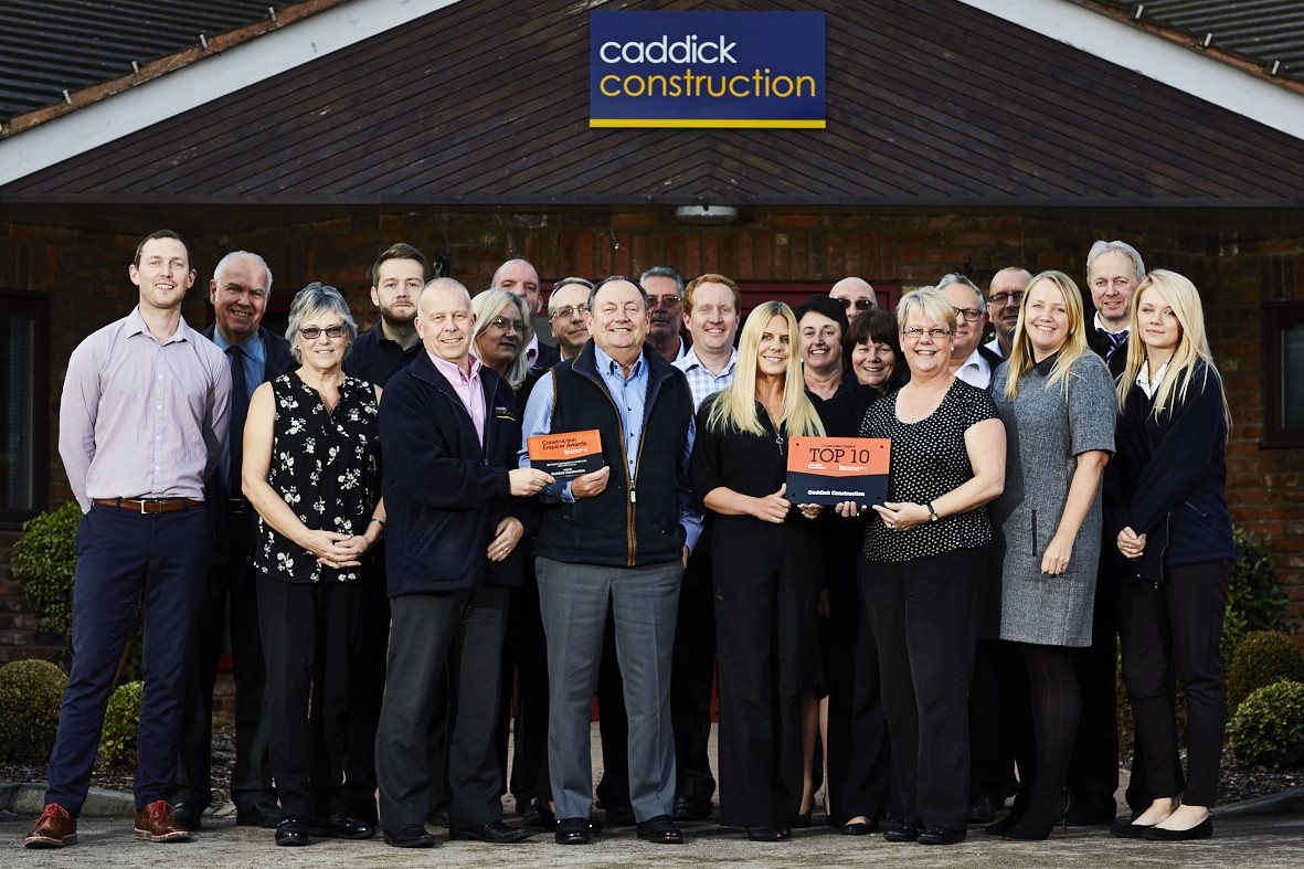 Caddick Construction Ltd Linkedin