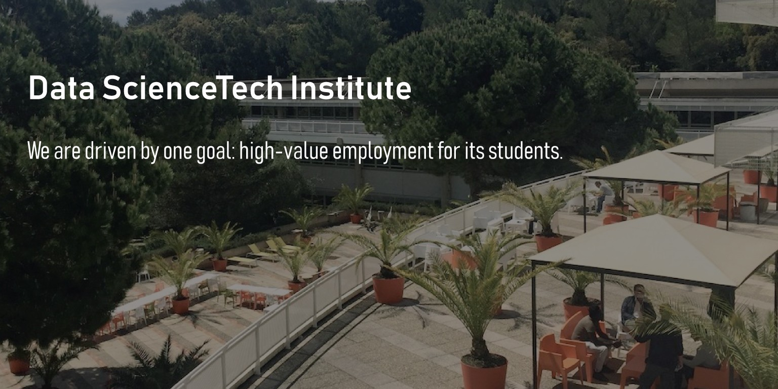 Data Sciencetech Institute Linkedin