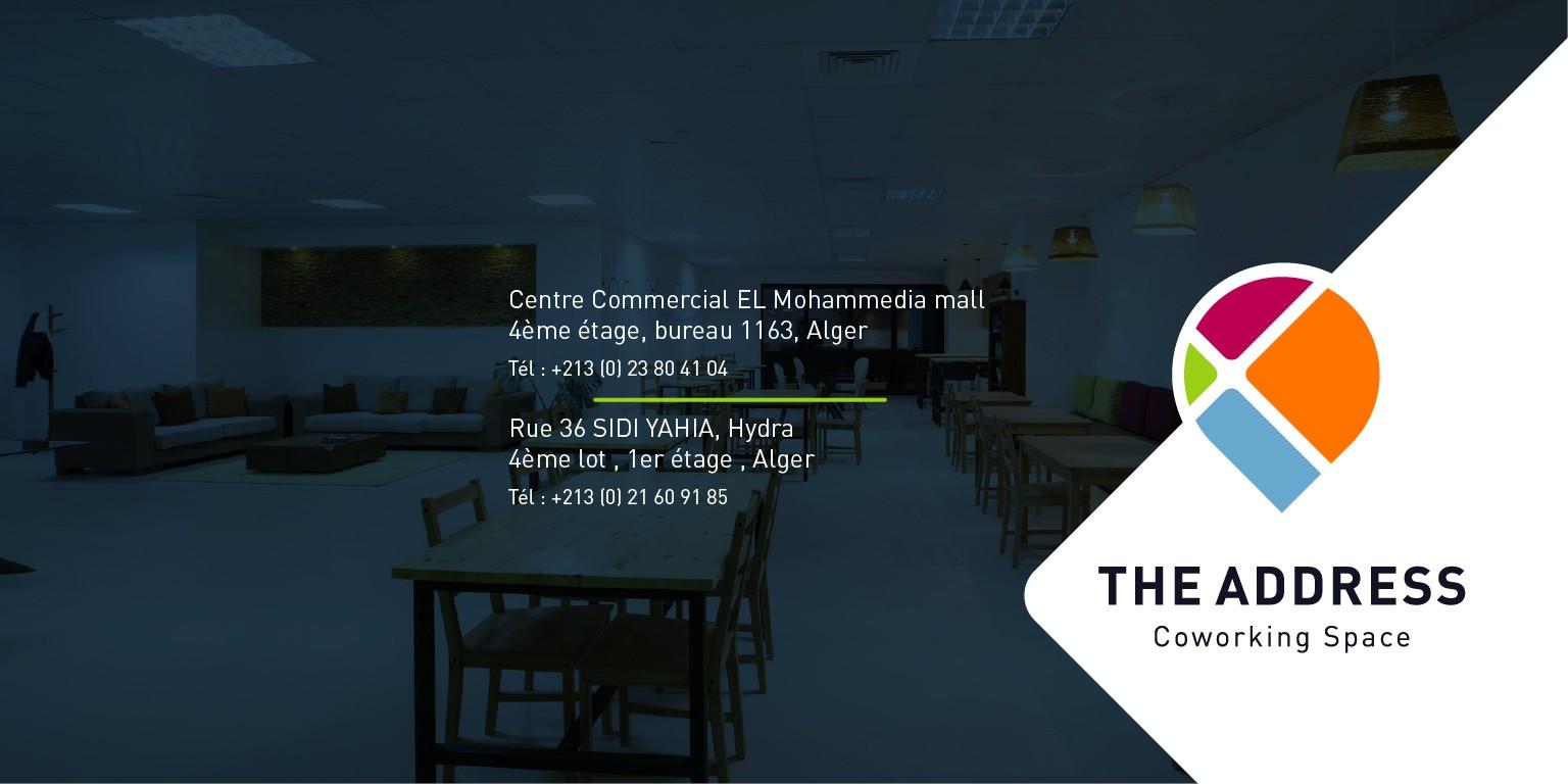 Design Furniture Bab Ezzouar the address coworking space   linkedin