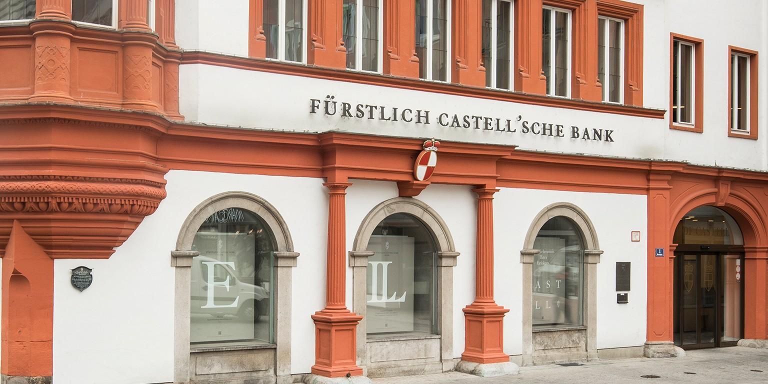 Furstlich Castell Sche Bank Credit Casse Ag Linkedin