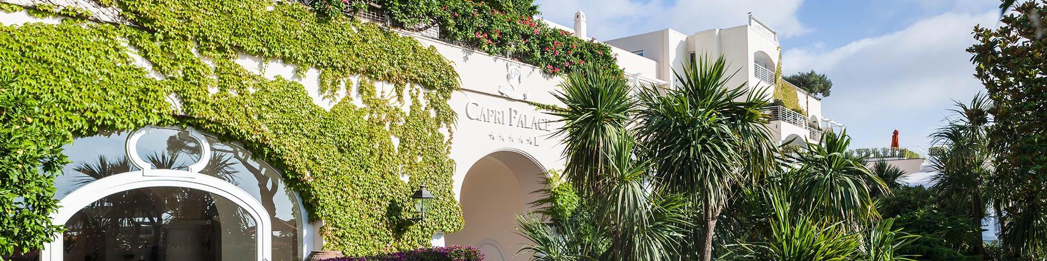 Capri Palace Anacapri Italy capri palace | linkedin