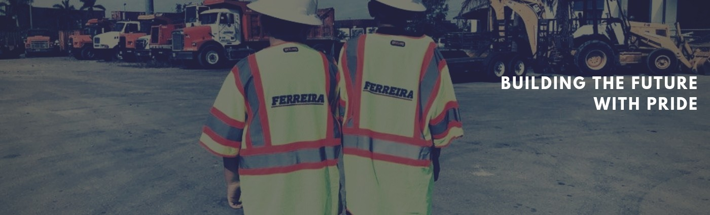 Ferreira Construction Co Inc Linkedin