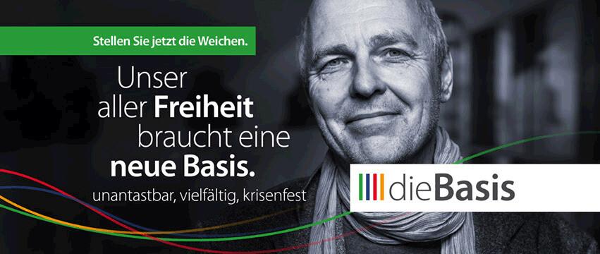 DieBasis - Basisdemokratische Partei Deutschland: Karriere und aktuelle Beschäftigte | Empfehlungen finden | LinkedIn